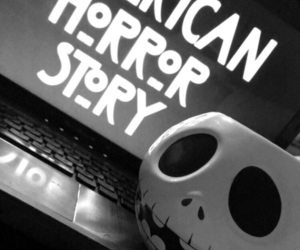 american, horror, and jack skellington image