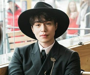 goblin, lee dong wook, and kdrama image