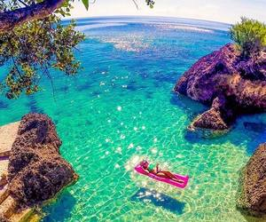 holidays, ocean, and Philippines image
