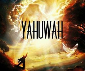 allah, god, and yhwh image