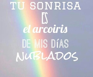 arcoiris, fotos, and frases image
