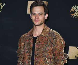 brandon flynn, 13 reasons why, and mtv image