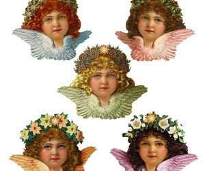angels, png, and transparent image