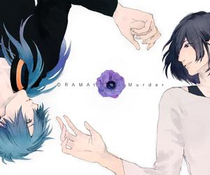 anime, boys, and dramatical murder image