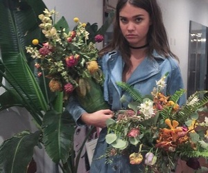 flowers and maia mitchell image
