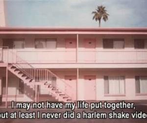 harlem shake, quotes, and life image