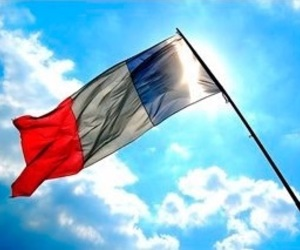 flag, france, and french image