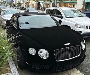 Bentley, car, and Dream image