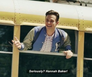 13 reasons why, reason, and hannah baker image