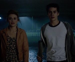 teen wolf, holland roden, and lydia image