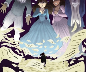 angelica, art, and drawing image