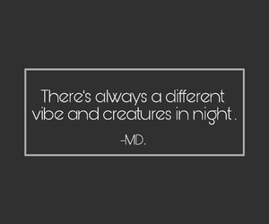 midnight, night, and quotes image