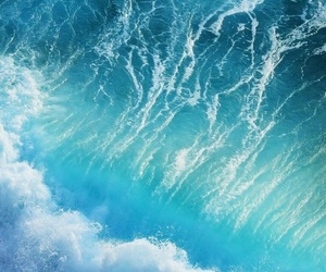 background, cool, and wave image