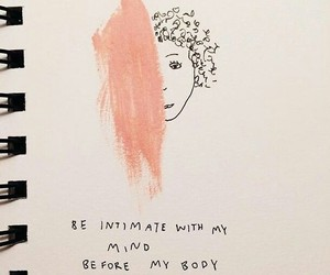quotes, aesthetic, and art image