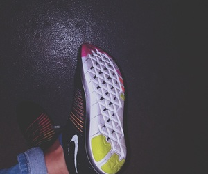 fitness, running, and shoes image