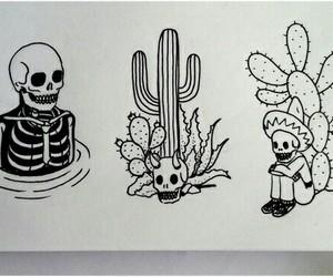 alternative, art, and bone image
