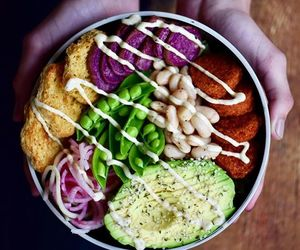 fitness, inspiration, and veggies image