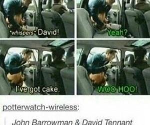 doctor who, john barrowman, and jack harkness image