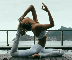 yoga, fitness, and body image
