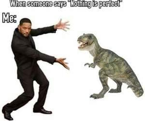 perfecto, rawr, and dinosaurios image
