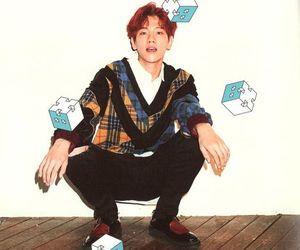 exo, baekhyun, and exo-cbx image