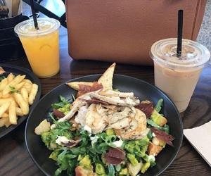 food, salade, and heathy image