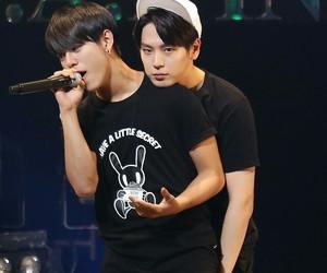 bap, daehyun, and himchan image