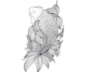 minimalism, overlay, and Tattoos image