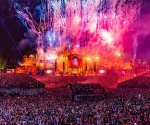 Tomorrowland, 2015, and festival image