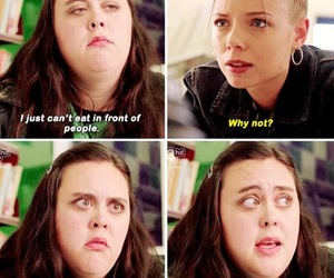 rae, sharon rooney, and my mad fat diary image