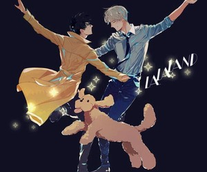 yuri on ice, Boys Love, and victor x yuri image