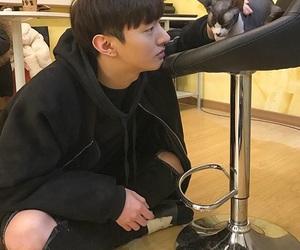yoon jisung, jisung, and wanna one image