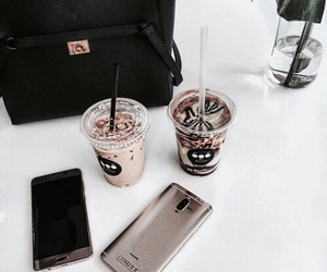 drink, tumblr, and coffee image