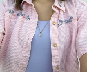 blue, clothes, and clothing image