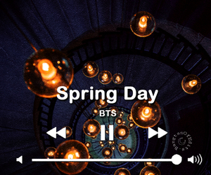 kpop, bts, and spring day image