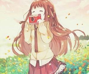 anime, kawaii girl, and anime girl image