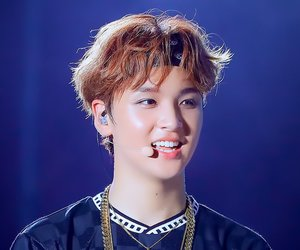 boy, korean, and nct image