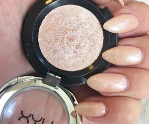 NYX, nails, and makeup image