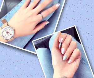 beauty, nails, and design image