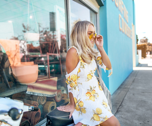blog, blogger, and blond hair image