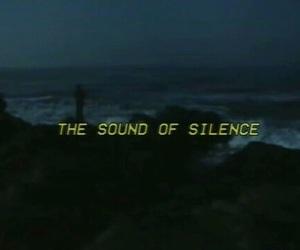 silence, grunge, and sound image