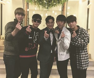 bap, himchan, and youngjae image