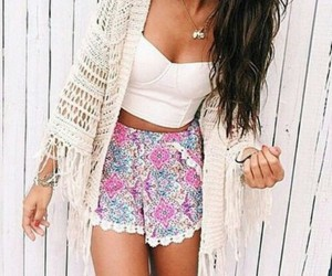 summer outfit beach image