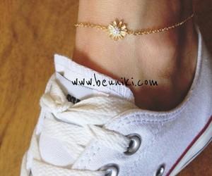 ankle bracelet image