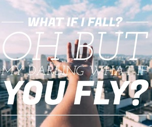 quote and fly image