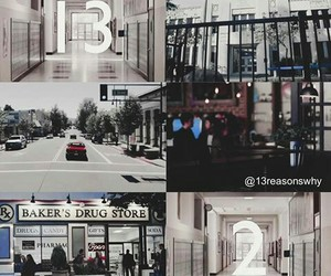 13, 13 reasons why, and stagione image