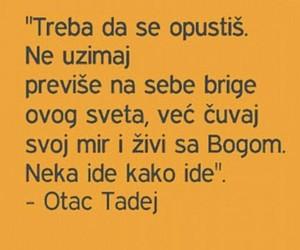 balkan, citati, and otac tadej image