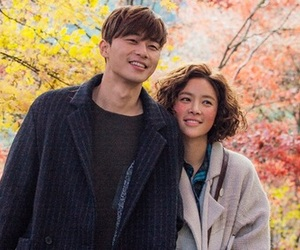 couple, kdrama, and date image