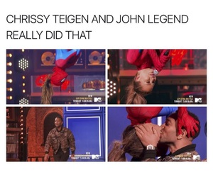 celeb, john legend, and textpost image