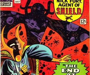 comic books, marvel comics, and dr. strange image